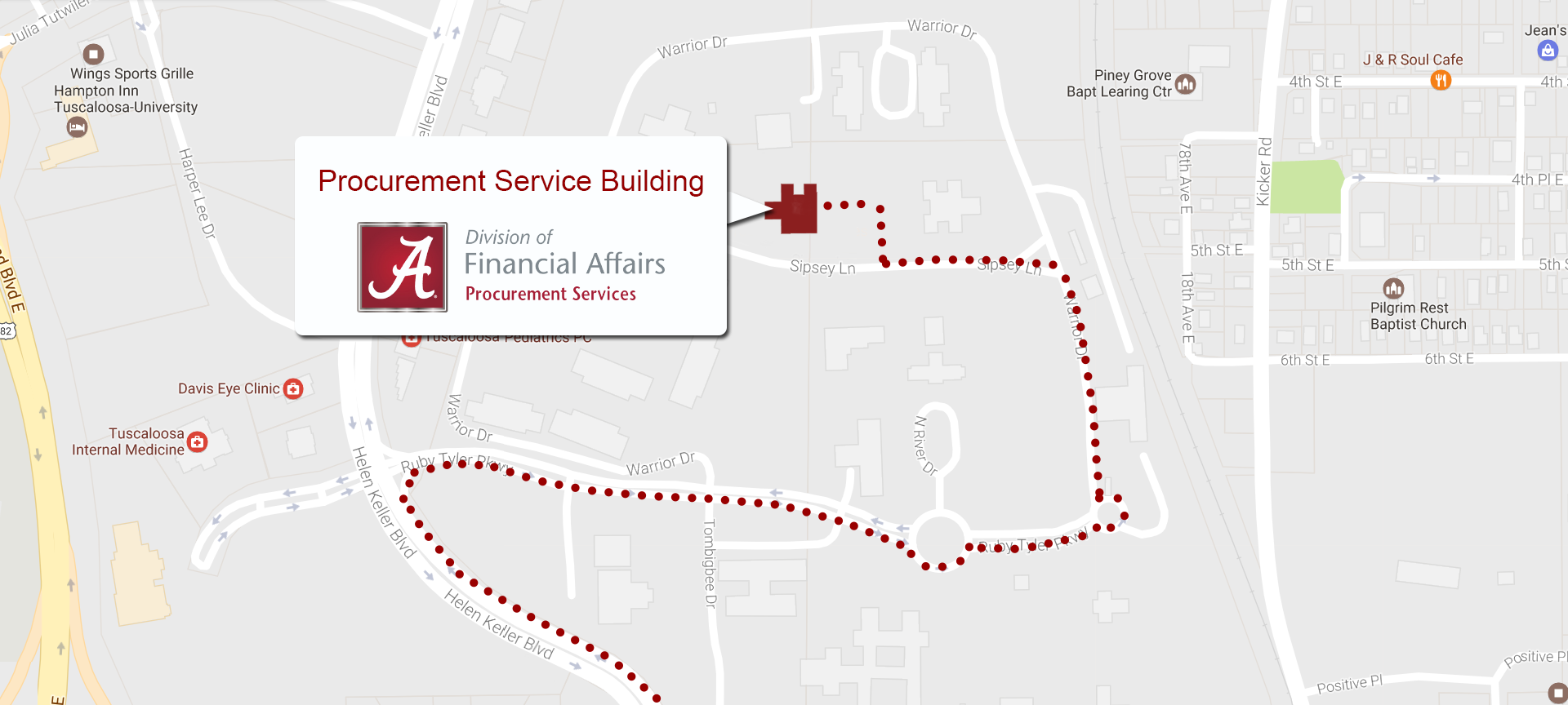 Purchasing – | The University of Alabama