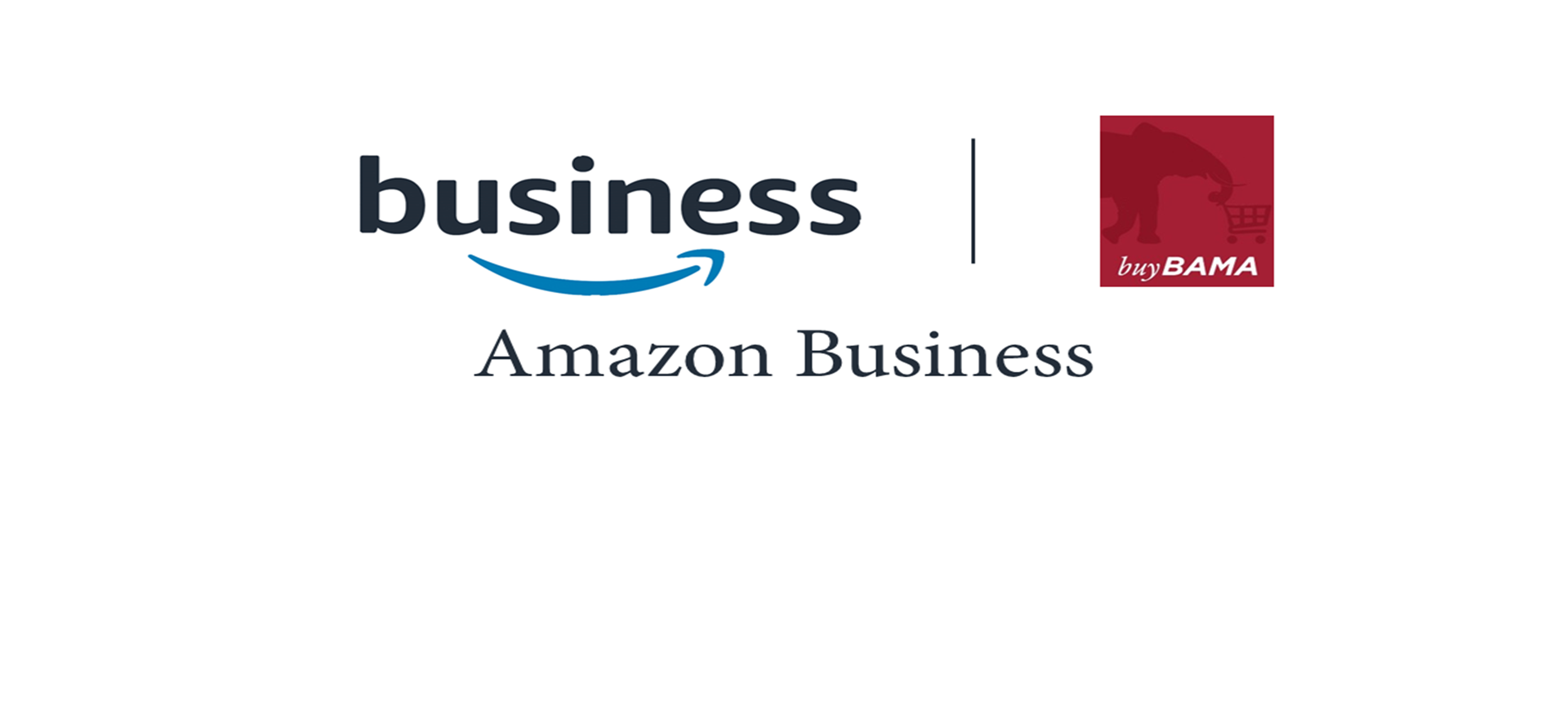 Amazon Business Now Available on buyBAMA
